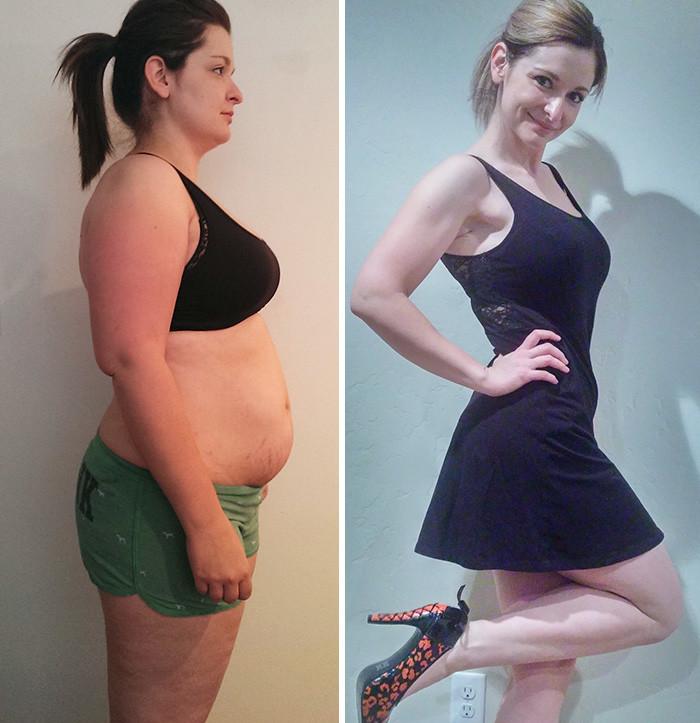 похудеть неделю как девочке за-16