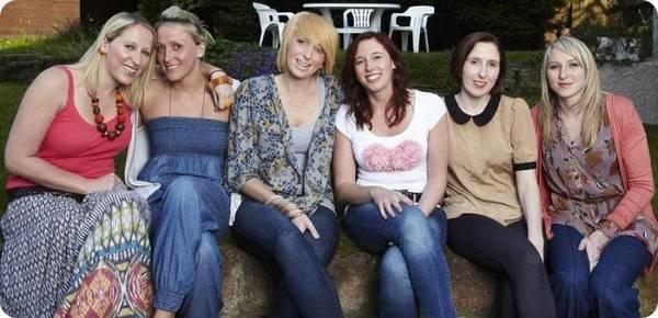 Шестерняшки Уолтон — единственный на планете секстиплет, состоящий из одних только девочек!