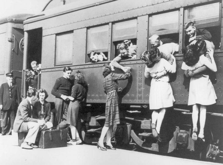 Фото 8 - любовь во время войны 20 фотографий наполненных глубокими чувствами