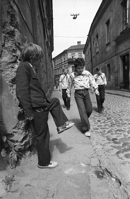 Старые города Литвы. Вильнюс, 1977 год