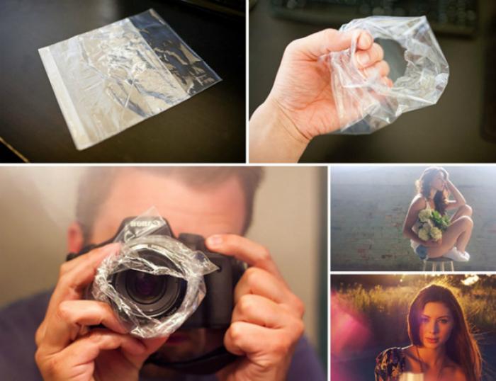 12 лайфхаков, которые позволят вам делать уникальные фото без специального оборудования