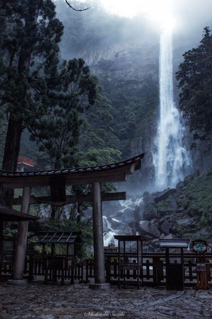 Япония в сезон дождей невероятно, завораживающе красива!