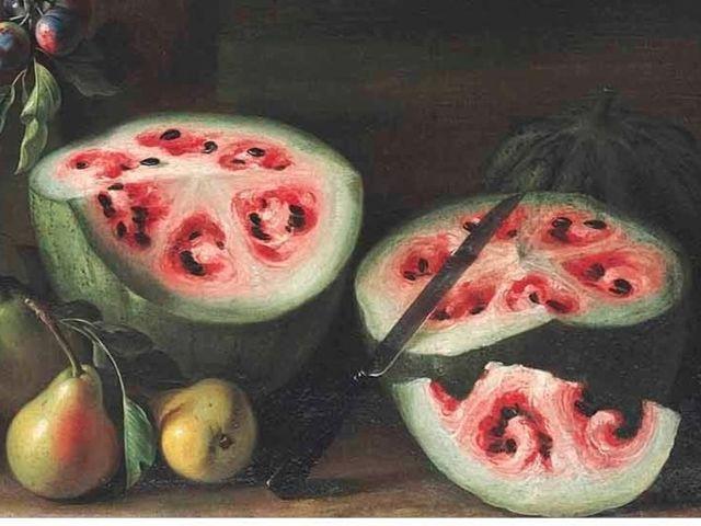 Вот как выглядели овощи ифрукты, пока человек ихне«одомашнил»