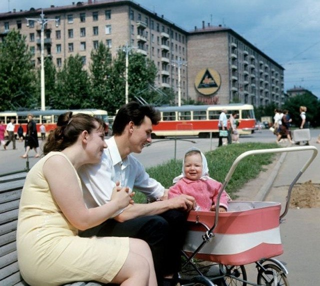 25 особенно близких нам фотографий из ностальгической эпохи СССР