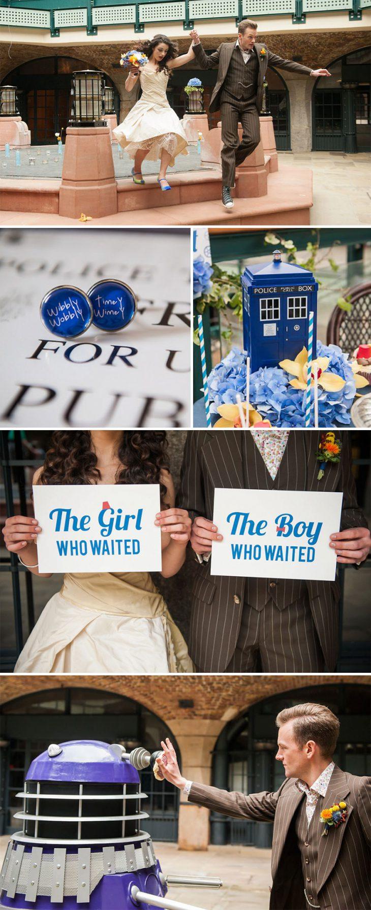 15 самых креативных свадеб последнего времени