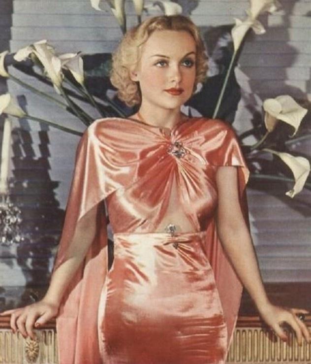 Фото 6 - 20 богинь старого Голливуда которые затмят любую красотку нашего времени