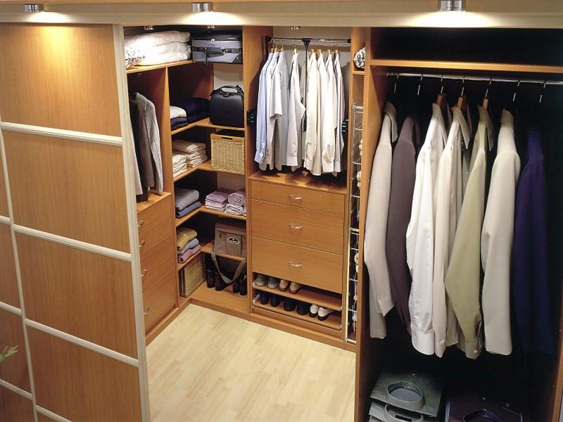 Шкаф купе гардеробная