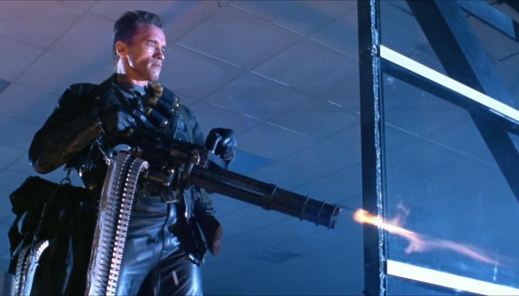 25 лет назад вышел на экраны «Терминатор 2: Судный день». 9 шикарных фактов о культовом кино
