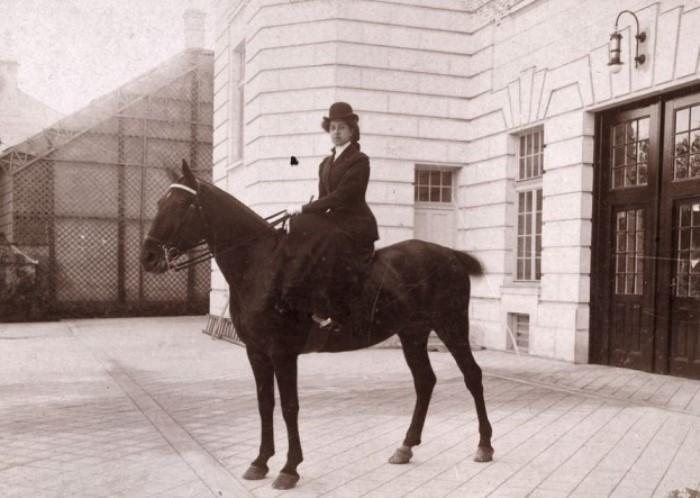 Мерседес Еллинек, 1905