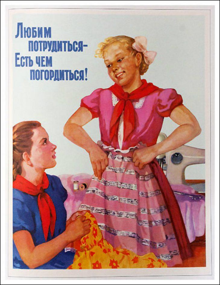 10 правильных советских плакатов о воспитании детей
