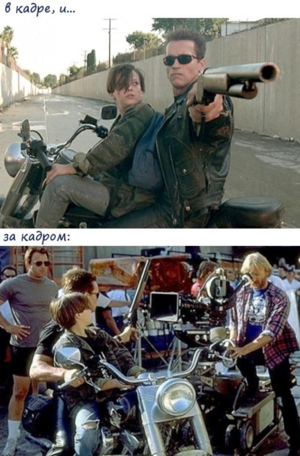 В кадре и за кадром: как снимались незабываемые сцены нашего любимого кино
