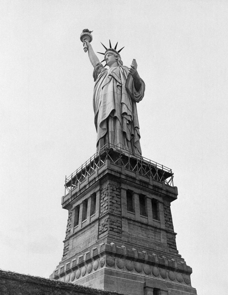 Statue Of Liberty 1930