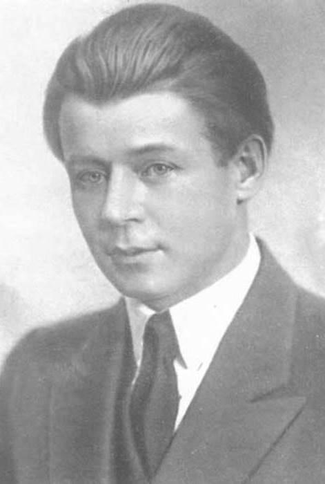 С. Есенин, 1924