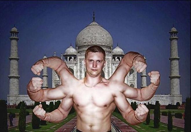 25 доказательств того, что российский фотошоп - самый суровый фотошоп в мире