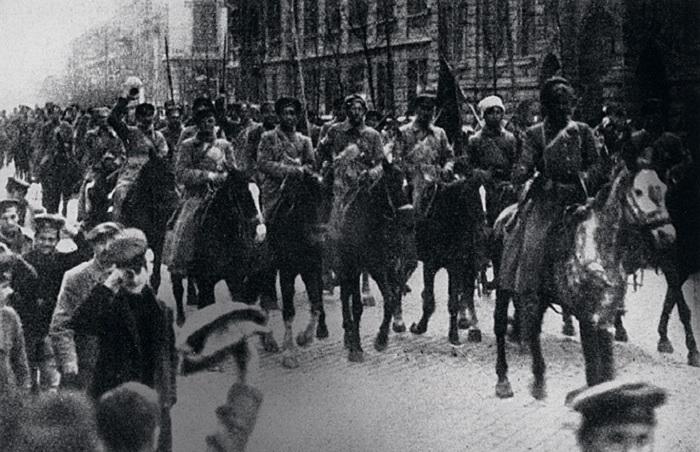 После революции власть за три года в Одессе сменилась 14 раз